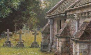sandhurst-churchyard-fox